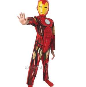 kids Iron Man costume by rubies £5.99 @ B&M instore St Helens