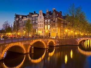 Easyjet Flights to Amsterdam January £37.98 Return @ easyjet