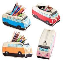 Volkswagen Campervan Pencil Case / Compact Case £8.49 Delivered @ Campervangift