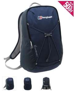 Berghaus 24 7 15L backpack £12.50 plus free express delivery (until 6am) @ sports direct