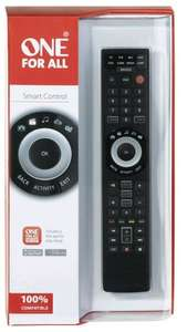One For All Smart Control 8 Device Universal Remote Control (URC 7980)
