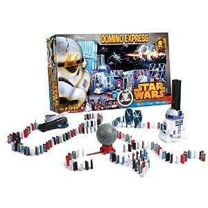 Star Wars Domino Express Death Star Attack (150-Piece)  £28.31 @ Amazon normally £49.99
