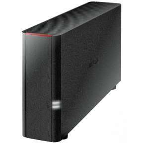 Buffalo LinkStation 210 3TB (1 x 3TB) 1-bay NAS Drive £79.98 @ Ebuyer
