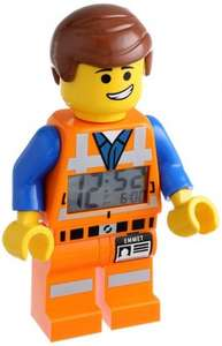 Lego Movie Emmet alarm clock Only £12.26 @ Tesco Free C+C