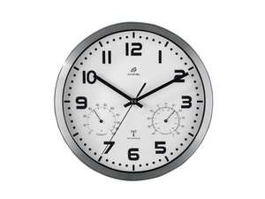 Auriol Radio-Controlled Wall Clock £8.99 Lidl
