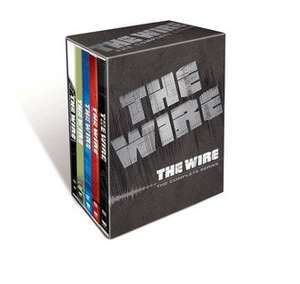 The Wire Complete DVD Box Set - £34.84 @ Rakuten via The Entertainment Store (6% Quidco - £32.75) + 200 points