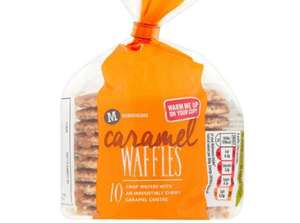 ** Caramel Wafers  290g 10 Pack now only 50p @ Morrisons **