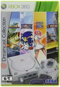 Dreamcast Collection (Xbox 360) - £2.95 @ The Game Collection via eBay