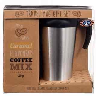B&M Travel mug gift set was £2.99 now £1.00