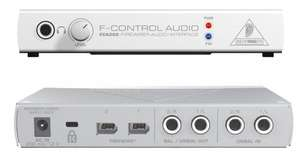 Behringer Firewire Audio Interface - £9.90 DV247