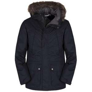 Craghoppers Atkinson Parka - Dark Navy or Tan (was £120) £31.84 using code at Hawkshead
