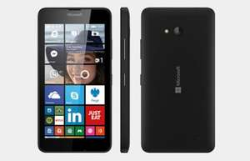 Microsoft Lumia 640 sim free unlocked   £99.95 Argos