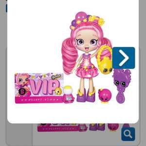 Shopkins Shoppies dolls £15.00 @ The Entertainer