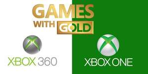 Xbox One/360 Games with Gold - January