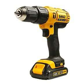 DeWalt DCD776 Hammer / Combi 18v Cordless Drill & 3 Batteries was £149.99 NOW £119.99 @ Screwfix