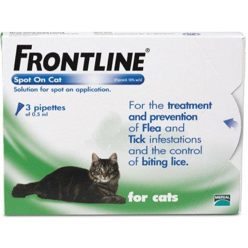 Frontline and Advantage pet flea treatments from £9.10 @ Waitrose PET