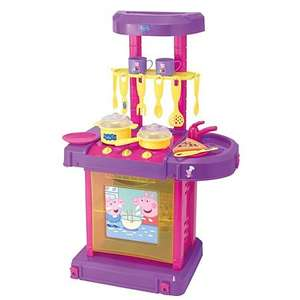 Peppa Pig Cook and Go Kitchen Was £20 now £7 @ Asda in store