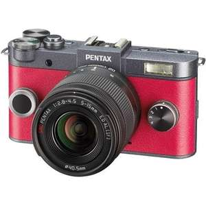 Pentax Q-S1 with 5-15mm zoom £209.00 @ Park Cameras
