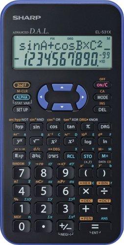 EL531XBVL Sharp Scientific Calculator - Argos Ebay - £2.49
