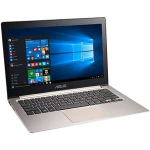 "Asus Zenbook UX303UA Laptop, Intel Core i7, 12GB RAM, 256GB SSD, 13.3"" + 3 Years Guarantee - £899.95 @ John Lewis"