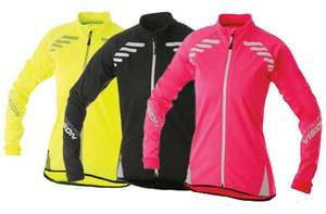 Altura Night Vision Womens Windproof Jacket at cyclestore only £20.99