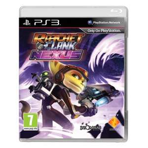 Ratchet & Clank Nexus PS3 £5 [Free Download included for Ratchet & Clank: Quest For Booty] @ Smyths