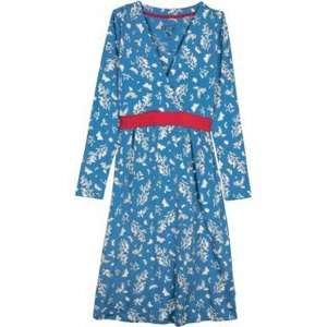 up to 50% off in the Frugi sale - breastfeeding dress £35.75 (was £65) + p&p
