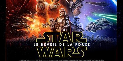 Original Album of Star Wars The Force Awaken- Free @ Waltdisneystudiosawards