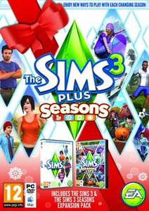 Amazon lightning deal Sims 3 + Seasons expansion pack £9.99 @ Amazon