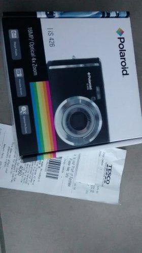 Polaroid is426 compact camera £29 @ Tesco instore