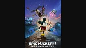 Epic Mickey 2 - The Power Of Two (Wii) £5 @ Tesco Direct.