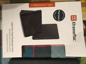 iPad mini cases poundland £1