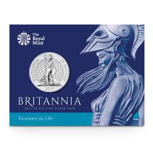 Royal Mint £50 coin for face value - manufactured spend opportunity