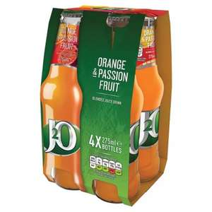 J2O 4x275ml - Special Buy section - £1.59 - 99p stores