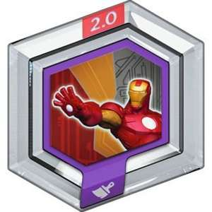 Disney Infinity 2.0 (Originals & Marvel) Power Discs 79p at Argos