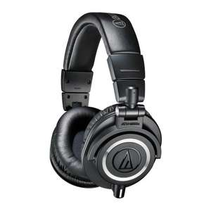 Audio Technica ATH-M50X Headphones £90 Delivered + 3 year warranty + £10 worth of free stuff of your choice @ DV247.com