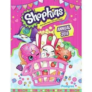 Shopkins Annual £1 @ Poundland