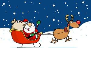 Free Santa trackers