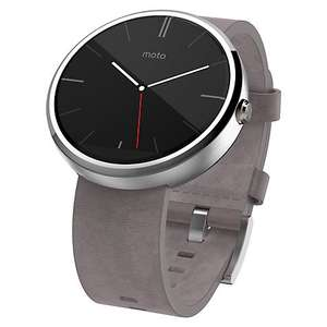 Motorola Moto 360 Smartwatch - Gen 1 - £149 - 2 Year Guarantee