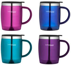 ** Half Price Selected Thermos Mugs & Bottles from £3 @ Tesco Direct (Free CnC) **