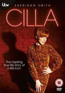 Cilla - ITV series starring Sheridan Smith Only £4.99  (Prime) / £6.98 (non Prime) @ Amazon delivered in time for Christmas!