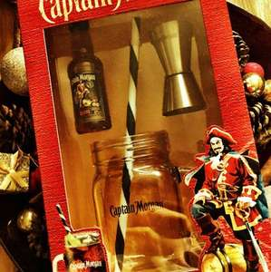 Captain Morgan Jam Jar Serving Set - £7 at ASDA (Instore)