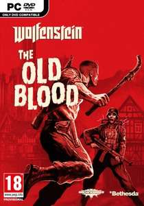 Wolfenstein: The Old Blood PC DVD - £4.99 with Prime on Amazon (£6.98 non prime)