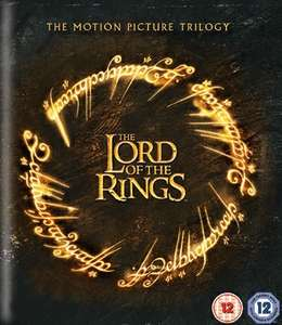 Lord of the Rings Trilogy (Blu-ray) £3.99 @ GAME