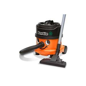 Bertie Numatic Corded 230V Bagged Dry Vacuum PSP 200 £75 Online only @ B&Q (Early Boxing Day Deal)