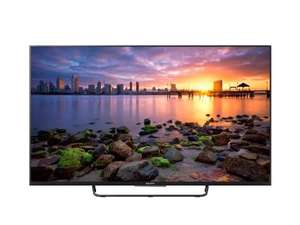 Sony KDL-55W755C Smart 55-inch Full HD TV (Android TV, X-Reality Pro, Motionflow XR 800 Hz, One Click Entertainment, Wi-Fi and NFC), 2015 Model [Energy Class A+]  @ Amazon £579 (--Lightening Deal--)