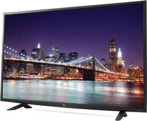 LG 49UF640V 49 Inch Smart WiFi Built In Ultra HD 4k LED TV with Freeview HD   £499 @ Tesco