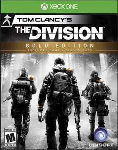 Tom Clancy's The Division (Standard and Gold Edition) pre-order @ Xbox.com Argentina £27.35/£34.82