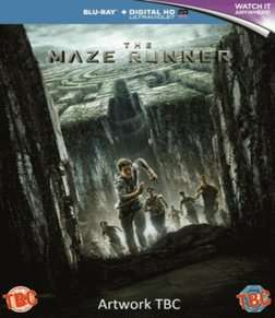 Maze Runner Blu Ray & UVHD £4.99 @ Game