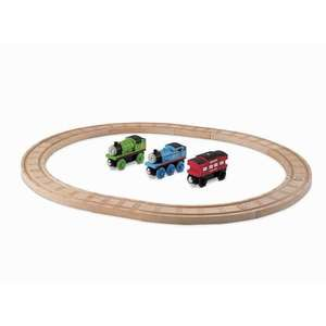 Thomas the tank engine and Percy wooden railway starter set £13.99 @ Bargainmax